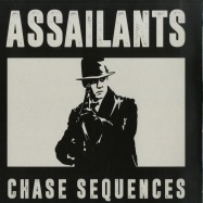Front View : ASSAILANTS - CHASE SEQUENCES - Obscurity Is Infinite / OII001
