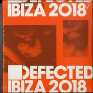 Front View : Various Artists - DEFECTED IBIZA 2018 (3XCD) - Defected / ITH77CD