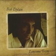 Front View : Bob Dylan - LONESOME TOWN (GREEN LP) - Roxborough  / ROXMB035-C