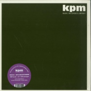 Front View : Various Artists - BIG BUSINESS (THE KPM REISSUES)(LP, 180G VINYL) - Be With Records / BEWITH044LP