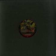 Front View : Mystica Tribe - DJ SOTOFETTS DUB ASH MIXES - Solar Phenomena / SOLAR11