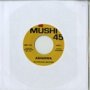 Front View : The Ethiopian Brothers - ASHADWA - PART 1 (7 INCH) - Mushi 45 / MSH104