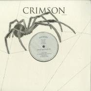 Front View : Lucinate - PULSE MEASURE EP - Crimson Recordings / CRIM003