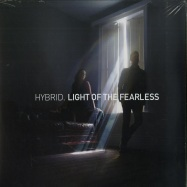Front View : Hybrid - LIGHT OF THE FEARLESS (2LP)(RED COLOURED VINYL) - Distinctive Records / DISN244