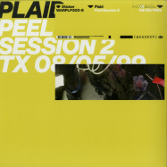 Front View : Plaid - PEEL SESSION 2 (EP + MP3) - Warp Records / WARPLP300-9