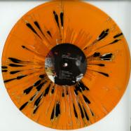 Front View : Artilect - RHYTHM SEEKER EP (LTD SPLATTERED VINYL) - Samurai Music / SMDE13