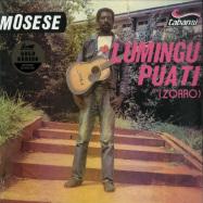 Front View : Lumingu Puati - MOSESE (LP, 180G VINYL) - BBE Music / BBE546ALP