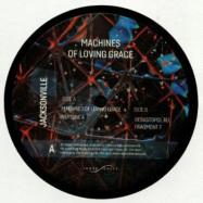 Front View : Jacksonville - MACHINES OF LOVING GRACE (180 G VINYL) - Inner Shift Music / ISM 011