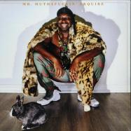 Front View : Mr. Muthafuckin Exquire - MR. MUTHAFUCKIN EXQUIRE (LP)(ORANGE COLOURED VINYL) - Chocolate Rabbit / CR005