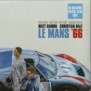 Front View : Various Artists - LE MANS 66 O.S.T. (CLEAR LP) - Walt Disney Records / 8743504