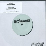 Front View : Motormannen - SYSTEMET / MALMBERGET (7 INCH) - Lamour Records / LAMOUR094VIN-CD
