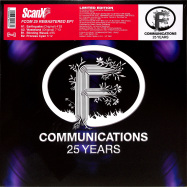 Front View : Scan X - F COM 25 REMASTERED EP 1 - F Communications / 267WO27133