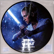 Front View : John Williams - STAR WARS: THE RISE OF SKYWALKER O.S.T. (PICTURE 2LP) - Walt Disney Records / 8746302