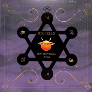 Front View : Michelle - UNDIRECTIONAL FLOW (VINYL ONLY) - My Own Jupiter / MOJ014