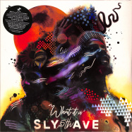 Front View : Sly5thave - WHAT IT IS (LTD PURPLE 2LP + MP3) - Tru Thoughts / TRULP389X
