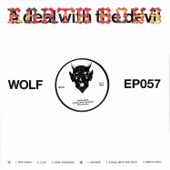 Front View : Earth Boys - A DEAL WITH THE DEVIL - Wolf Music / WOLFEP057