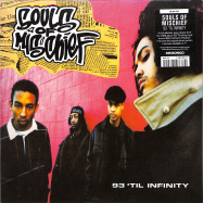Front View : Souls Of Mischief - 93 TIL INFINITY (7 INCH) - Mr Bongo / MRB7174 / MRB SI 7174