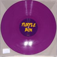 Front View : AWSI - DERRETIDO EP (VINYL ONLY) - Purple Box / PBOX002