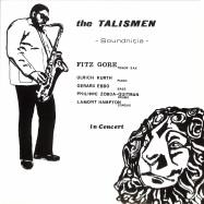 Front View : Fitz Gore & The Talismen - SOUNDNITIA (LP) - Sonorama / SONOL114