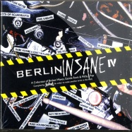 Front View : Various Artists - BERLIN INSANE IV (2CD) - Pale Music / pale0018cd