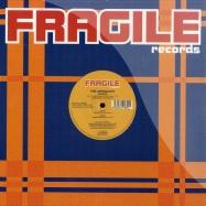 Front View : Afronauts - CAPRICE - Fragile / frg079