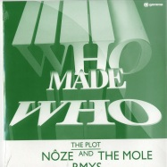 Front View : Who Made Who - THE PLOT (INCL NOZE & THE MOLE RMX) - Gomma 118