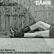 Front View : Falk Bachert - SHES NOT GONE EP - Damm Records / Damm018