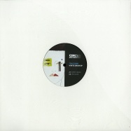 Front View : Tom Flynn - WHITE DRUM EP - Circus Recordings / CIRC019T