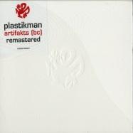 Front View : Plastikman - ARTIFAKTS (B.C.) (CD) - Mute / CDSTUMM350