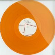 Front View : Sante - DO YOU WANNA (COLOURED VINYL) - Desolat X / Desolatx017