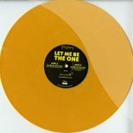 Front View : Terror Danjah & Ruby Lee Ryder - LET ME BE THE ONE (ORANGE VINYL) - Butterz / br010