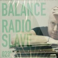 Front View : Radio Slave - BALANCE 023 (2CD) - Balance Music / BAL008CD / 6700098