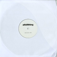 Front View : Rampa & Re.You - COMING DOWN (VINYL ONLY) - aRARthing / RAR001