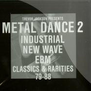 Front View : Various Artists compiled By Trevor Jackson - METAL DANCE 2 (2XCD) - Strut Records / STRUT107CD