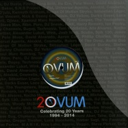 Front View : Chymera - TIDAL - Ovum / OVM239