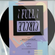 Front View : Full Circle - BACK TO DISCO VALLEY - Crowdspacer / CRWDSPCR001X