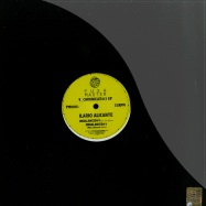 Front View : Ilario Alicante - V_CHRONICLES 3 EP (VINYL ONLY) - Pushmaster / PM008