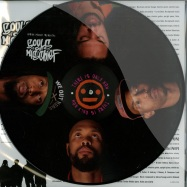 Front View : Souls Of Mischiefs - THERE IS ONLY NOW (PICTURE DISC) - Linear Labs / ll003pdlp