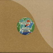 Front View : Various Artists - DOUBLE ALBUM SAMPLER - Think Deep Recordings / TDR003