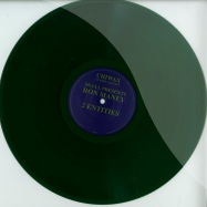 Front View : Skull presents Ron Maney - 2 ENTITIES (CLEAR GREEN VINYL) - Chiwax Classic Edition / CCE018
