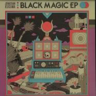 Front View : Jonathan Kusuma - BLACK MAGIC EP (180G VINYL) - Cocktail D Amore / CDA 011