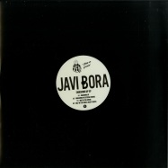 Front View : Javi Bora - SMASHING UP EP - Keep It Zen Records / KIZR007