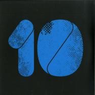 Front View : Break - 10 YEARS OF SYMMETRY (3X12 LP + MP3) - Symmetry / SYMMLP005