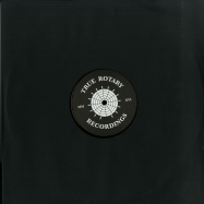 Front View : QNA - TABOR SESSION - True Rotary Recordings / TRR 004