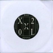Front View : Bad Penny - NIGHT WILL COME (7 INCH) - Ortloff Records / XXL02