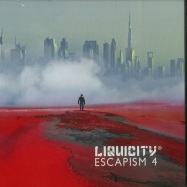 Front View : Various Artists - ESCAPISM 4 (CD) - Liquicity Records / LIQUICITYCOMP009