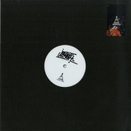 Front View : Various Artists - JUNGLE STRUT EP - Folklore / FLK003