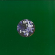 Front View : Mary Yalex - RIVER EP - Kann Records / Kann34