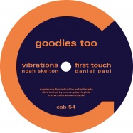 Front View : Various Artists - GOODIES TOO (COLOURED VINYL) - Cabinet Records / Cab54