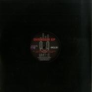Front View : Unit E - OVERDUB EP - Scorccio Music / UNITE01